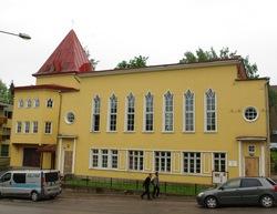 Tartu Adventkiriku hoone
